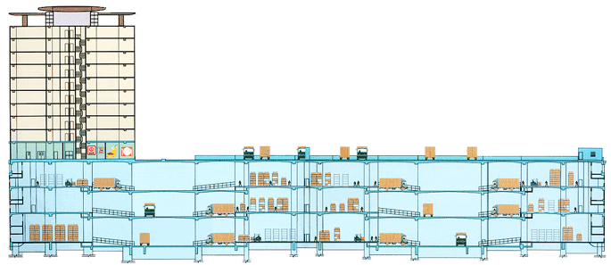AFFC - FACILITIES - WAREHOUSE - WAREHOUSE FLOORPLAN